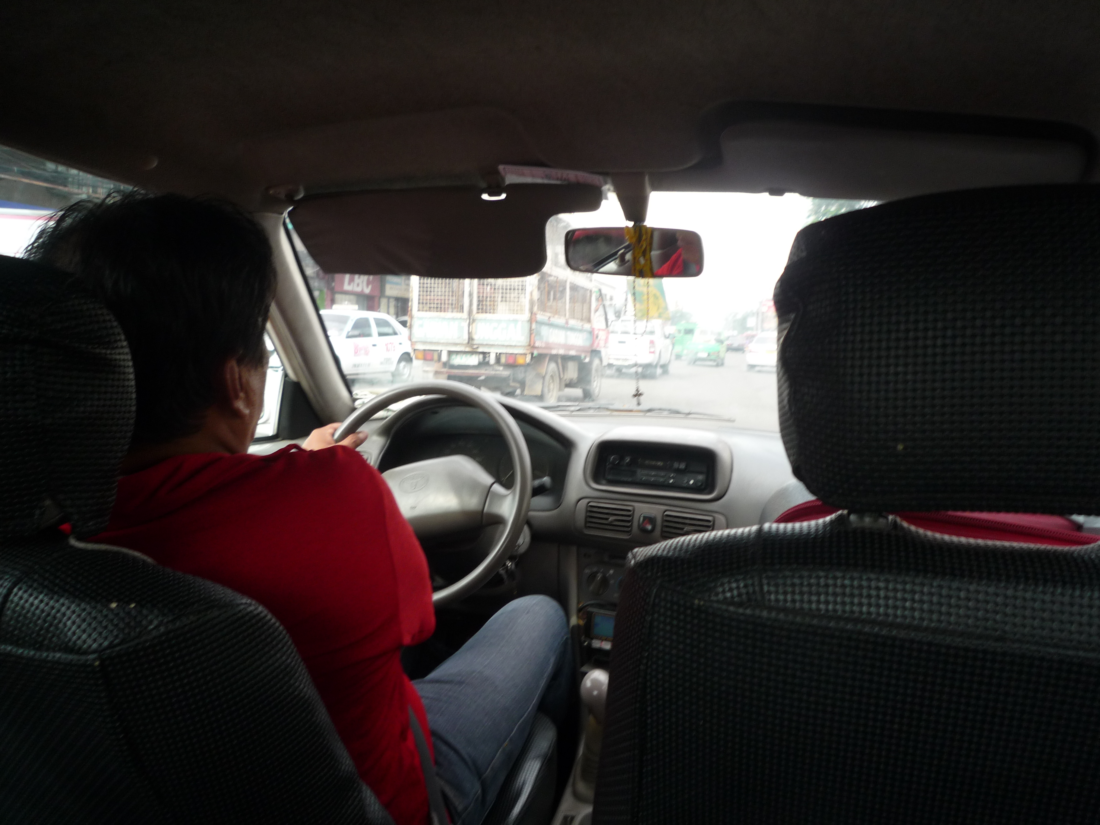 殺されたタクシー運転手