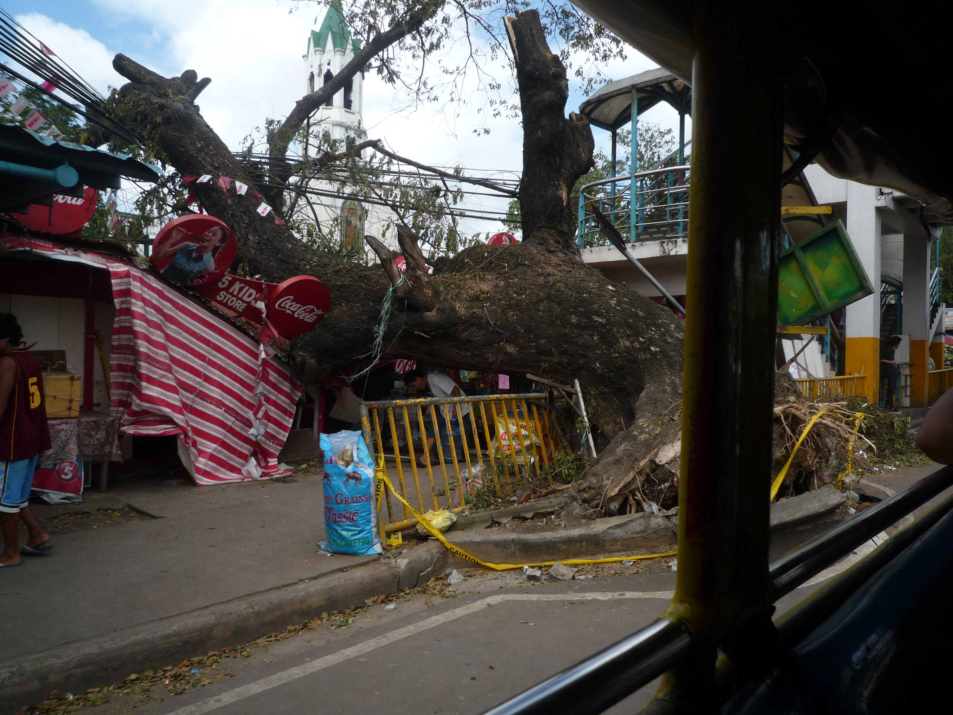 台風ヨランダ レイテ島のある女性の話
