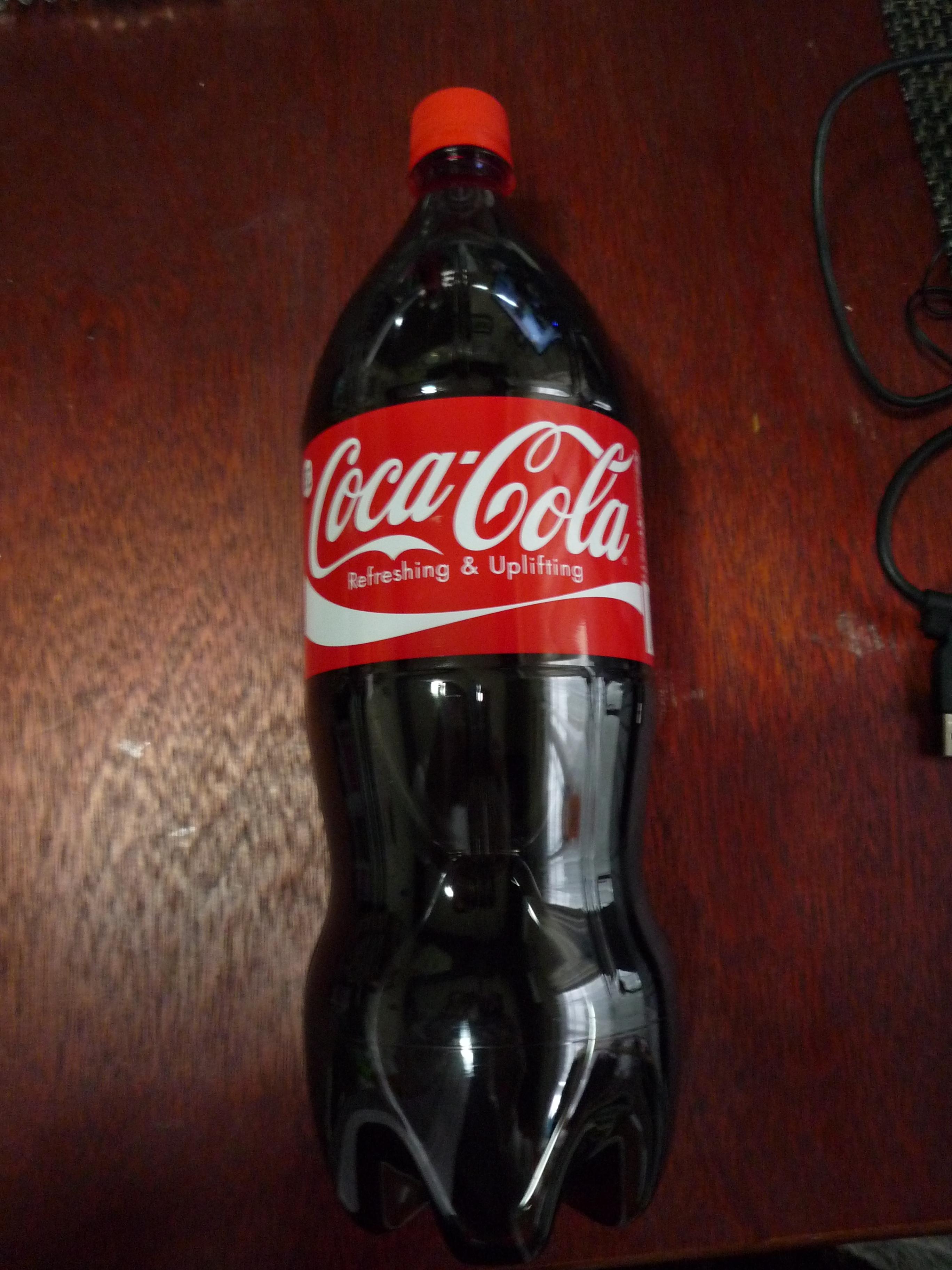 コーラは世界的不人気?