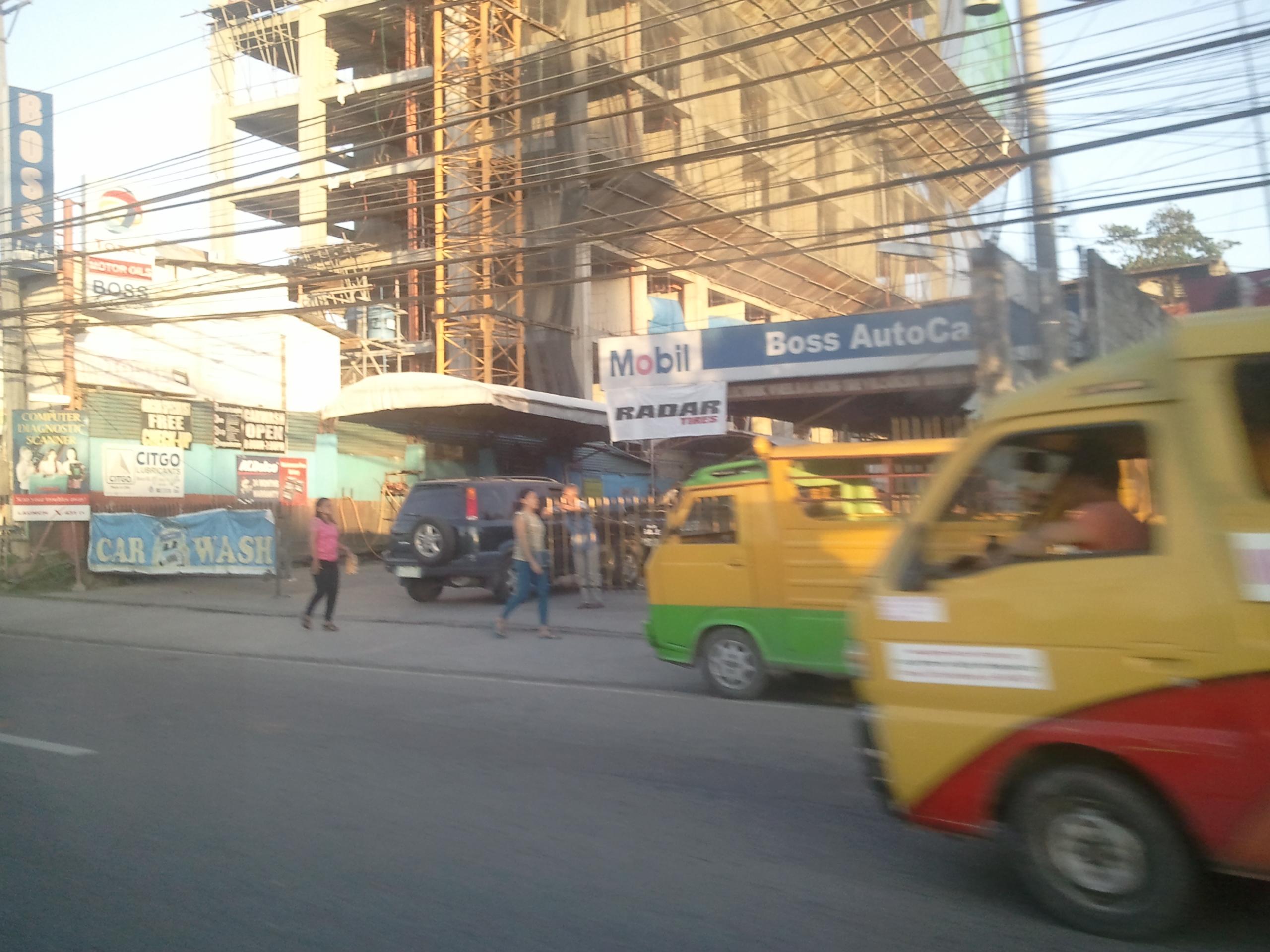 子供に寛容なフィリピン