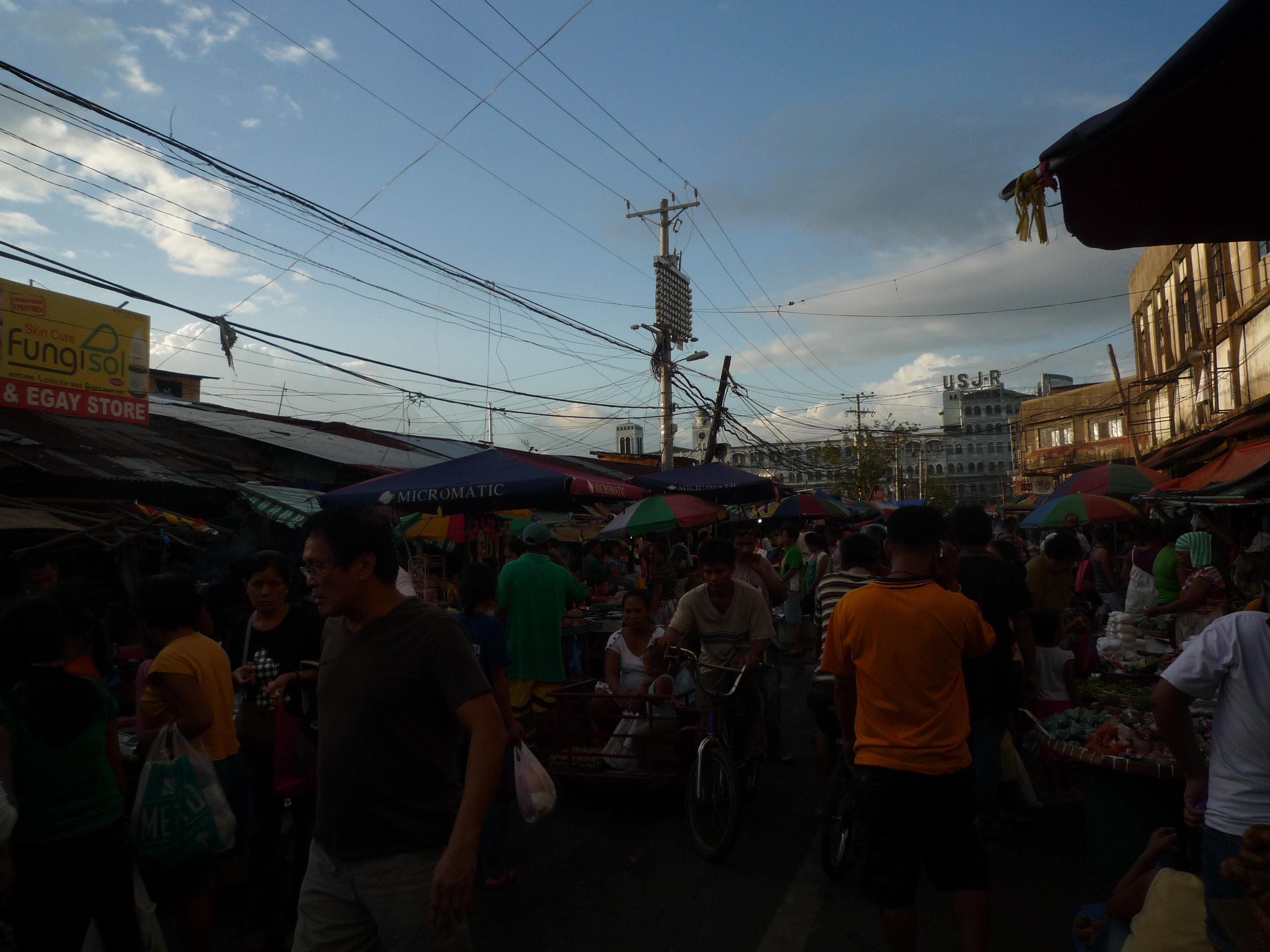 日焼けしたフィリピン人 ② 僕の偏見