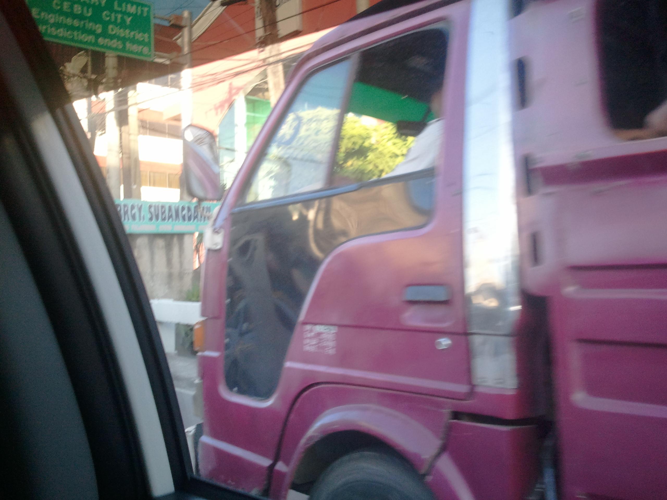 ジプニーがなくなる?フィリピン・セブ市内のバス計画