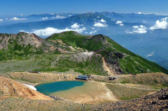 御嶽山噴火被害者、雲仙普賢岳の被害を超える