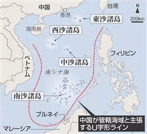 南シナ海をめぐり「中国 対 米フィリピン」の様相