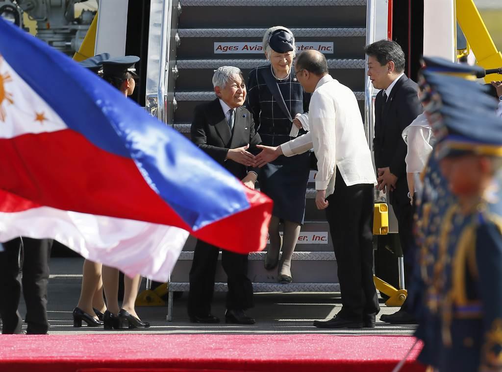 天皇陛下とアキノ大統領のあいさつに見る日本とフィリピンの関係と、元慰安婦たちのデモ