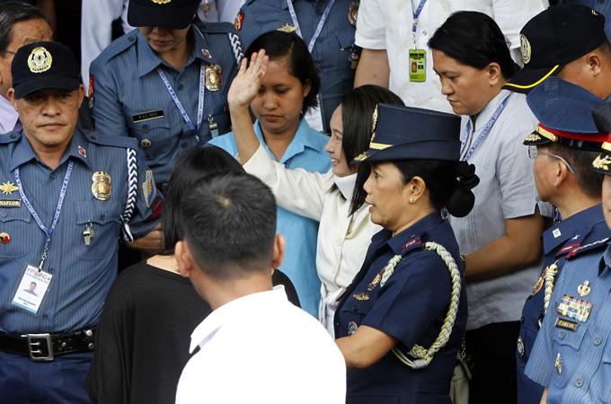 カンボジアのシュリム・アップ、日本人女性への詐欺でフィリピン人を逮捕