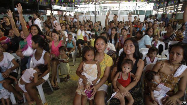 フィリピンで産休が60日から100日に引き延ばされる動き