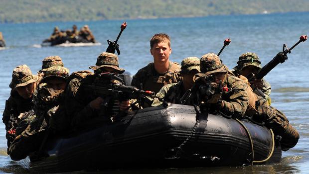 フィリピンでは米軍再駐留!フィリピンの5軍事拠点、米軍使用で同意