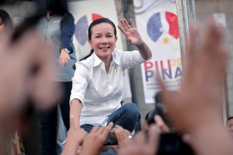 フィリピン大統領選挙絡みの死者、2月のキャンペーン開始から14人