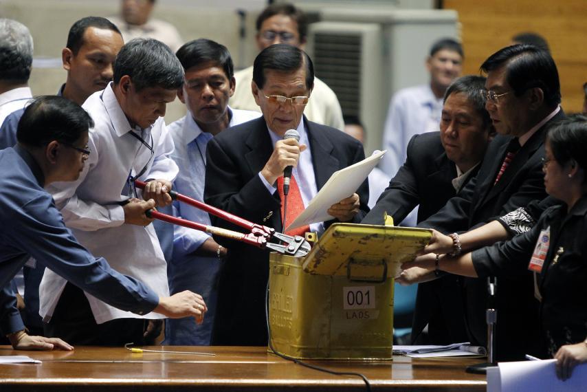 「選挙での高い投票率」のフィリピンでは2連続の無投票で投票権がはく奪される
