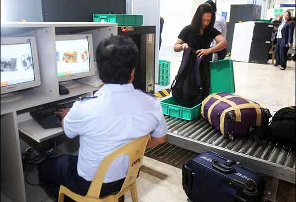 銃弾混入で告発されたフィリピン・マニラ国際空港職員3人