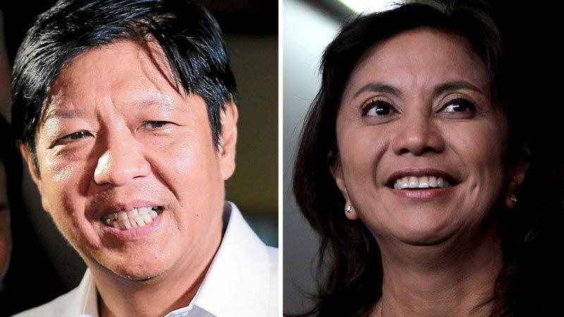 フィリピン大統領選で不正者自身が告発、マルコス氏が副大統領の可能性もあった