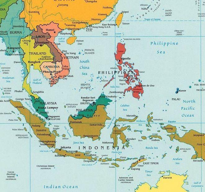 フィリピン、インドネシア、マレーシア、フィリピンの過激派組織「アブサヤフ」への対抗で合意の動き