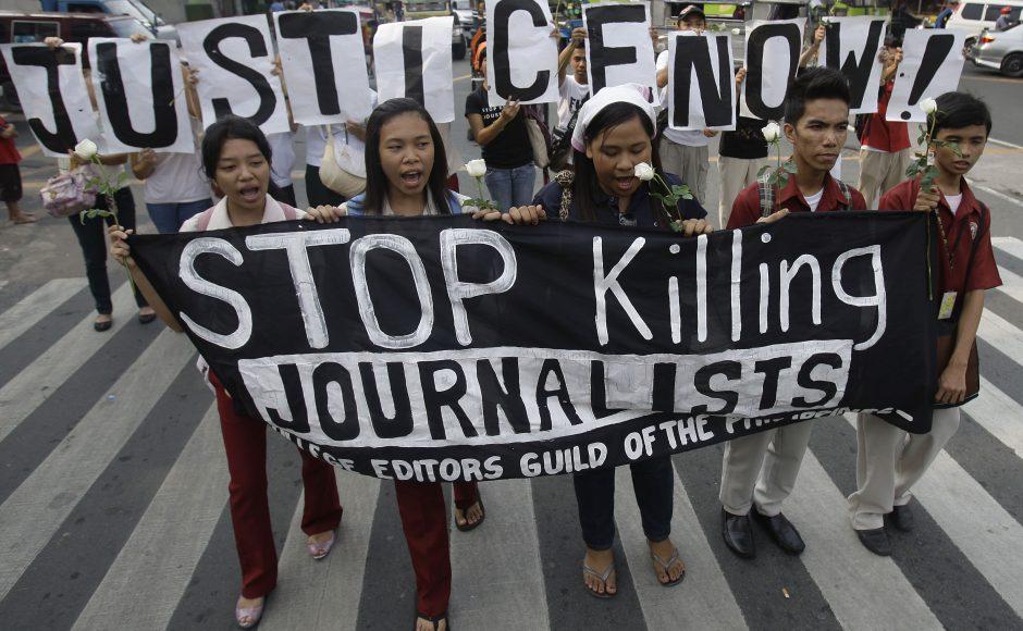 ドゥテルテ新大統領、ジャーナリストを守る機動部隊を準備@フィリピン