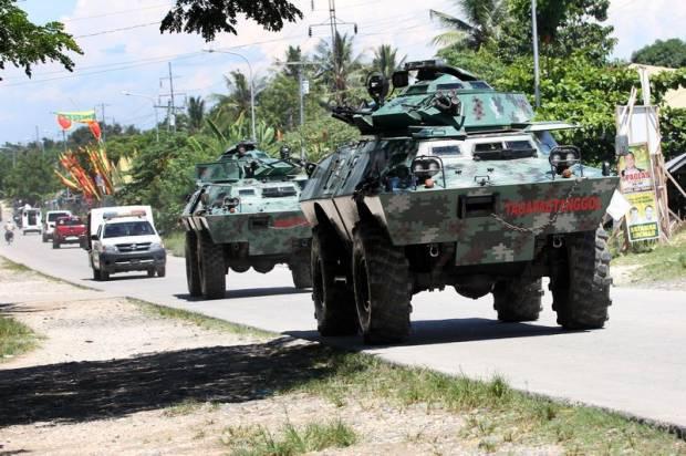フィリピン政府軍、過激派組織「アブサヤフ」のメンバー6名殺害