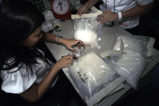 フィリピンは「ドラッグの輸送基地」、暗躍するのはメキシコと中国のグループ